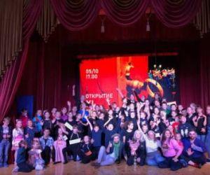 Открытие XL театрального сезона