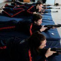 Районное первенство по стрельбе из пневматического оружия