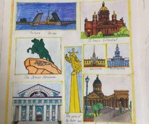 Районный конкурс творческих работ «Comics+» для учащихся ОУ Кировского района