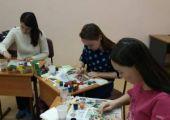 Семейный практикум для родителей воспитанников ОДОД ГБУ ДДЮТ «Интуитивное рисование».