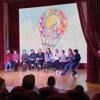 """Открытый районный фестиваль детских театральных коллективов """"Шар"""""""