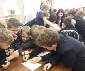 II этап районной игры для учащихся 5-6 классов «Исследователи Петербурга»