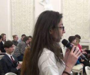 Городской Круглый стол по проблемам школьного ученического самоуправления