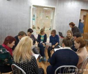 РУМО заместителей директоров по воспитательной работе ОУ района