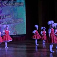 """Открытый районный конкурс танцевальных коллективов """"Первые танцевальные шаги"""""""