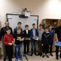 Районный конкурс «Юные электронщики»