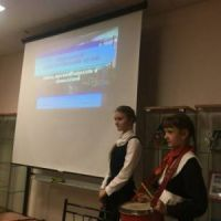 Районный этап конкурса «Юный экскурсовод школьных музеев».