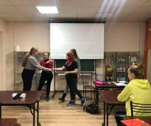 Выборы в Совете старшеклассников Кировского района