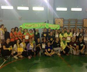 Спортивный праздник «Содружество»