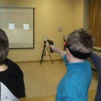 Районное лично-командное первенство по стрельбе из оптико-электронного оружия