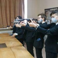Районное лично-командное первенство по стрельбе