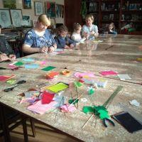 Районная выставка семейного творчества (ИЗО и ДПИ) «Семейный вернисаж» 2020
